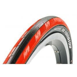 MAXXIS Detonator 700x23 wire 60TPI Black/Red