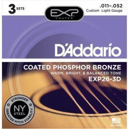 D'Addario EXP26-3D