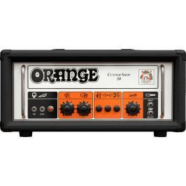 Orange Custom Shop 50 Black V2
