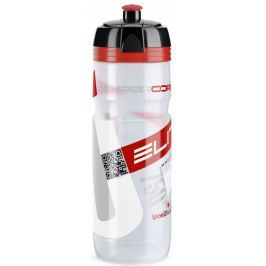 Elite Cycling Super Corsa Clear Red 750ml