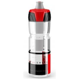 Elite Cycling Crystal Ombra Clear-Red 750ml
