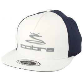 Cobra Tour Vent Adjustable Cap White