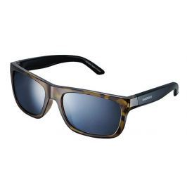 Shimano S23X Smoke Brown Tortoise (Bekko) / Black