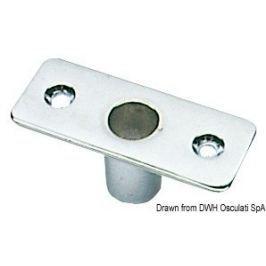 Osculati Socket f. rowlock 60x23 mm