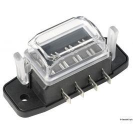 Osculati Watertight blade fuse holder box 4 housings