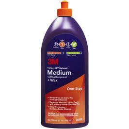 3M Perfect-It Gelcoat Medium Cutting + Wax 946ml