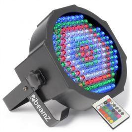 BeamZ LED FlatPAR Reflector with IR 154x 10 mm RGBW DMX (B-Stock) #909547