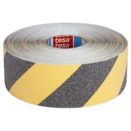 TESA Antislip Tape 60951 Yellow-Black 50 mm x 15 m