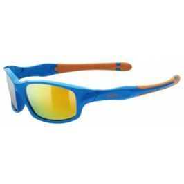 UVEX Sportstyle 507 Blue Orange-Mirror Orange S3