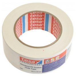 TESA Gaffer Standard Tape 4688 White 50 mm x 25 m