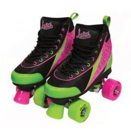 Luscious Skates Delish size 34 black/green