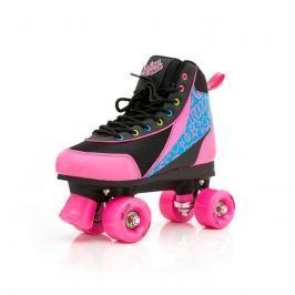 Luscious Skates Disco Diva size 34 black/pink