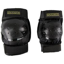 Harsh Kids Pack Protection Set Knee and Ellbow for Kids size S black