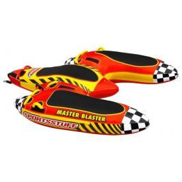 Sportsstuff Towable Master Blaster 3 Persons Red/Black/Yellow