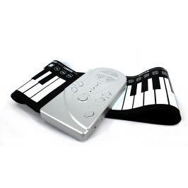 Flexibilis szintetizátor összecsukható elektromos zongora digitális zongora