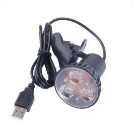 Felcsíptethető USB LED lámpa