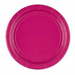Amscan Tányérok - rózsaszín 8 db