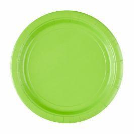Amscan Tányérok - zöld 8 db