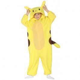 Guirca Gyermek jelmez - Pikachu Méret:: 5-6 év (magasság 110-115 cm)