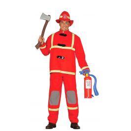 Guirca Jelmez - tűzoltó