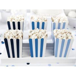 PartyDeco Dekoratív popcorn boxok - Repülő 6 db