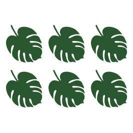 PartyDeco Aloha asztali kártyák 6 db