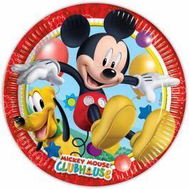 Procos Tányérok - Mickey party 8 db