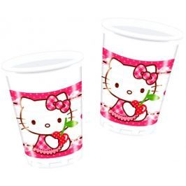 Procos Poharak - Hello Kitty party 8 db