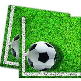 Procos Szalvéták - labdarúgás, zöld 20 db