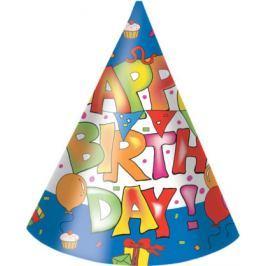 Procos Csákók - Happy Birthday 6 db