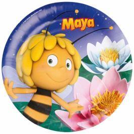 Amscan Tányérok - Maja a méhecske 8 db