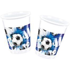 Procos Poharak - labdarúgás, kék 10 db