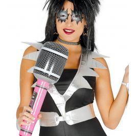 Guirca Felfújható mikrofon