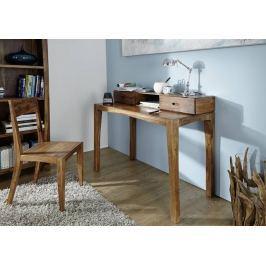 MODERNA íróasztal indiai paliszander