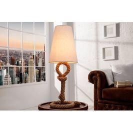 Asztali lámpa SIVEN, 100 cm - bézs