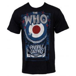metál póló Who - Pinball - LIQUID BLUE - 31968