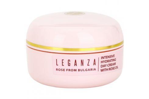 Leganza Rose intenzív hidratáló krém  45 ml Nappali krémek
