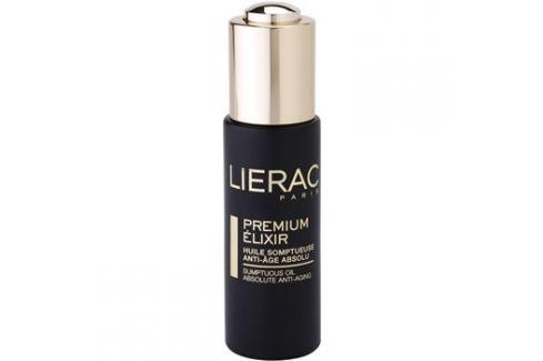 Lierac Premium elixír luxus tápláló olajjal a bőröregedés ellen  30 ml ráncok ellen