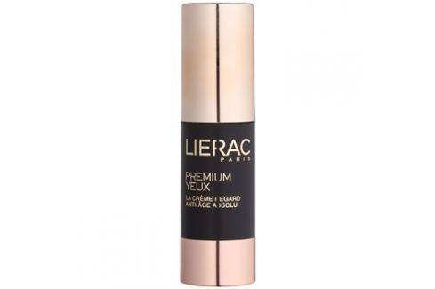 Lierac Premium szemkrém a komplex ápolásért a ráncok, duzzanatok és sötét karikák ellen  15 ml ráncok ellen