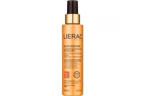 Lierac Sunissime energetizáló védőtej SPF30  150 ml Testre