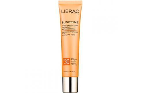 Lierac Sunissime energetizáló védőfolyadék SPF30  40 ml az arcra