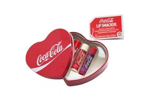 Lip Smacker Coca Cola kozmetika szett III. Ajakbalzsamok