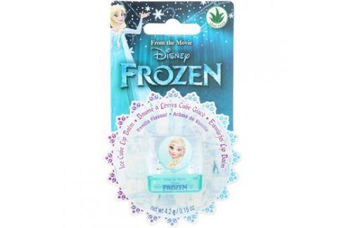 Lip Smacker Disney Jégvarázs ajakbalzsam gyermekeknek íz Vanilla Flavour 4,2 g Ajakbalzsamok