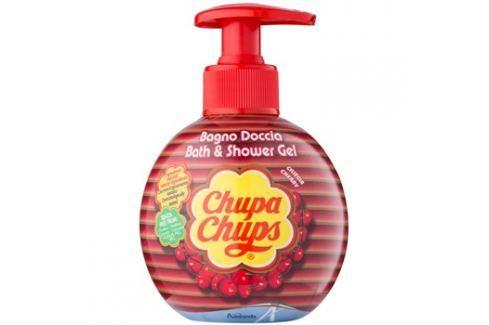 Lip Smacker Chupa Chups tusoló- és fürdőgél Cherry 300 ml Fejhallgatós basszusgitár erősítők