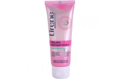 Lirene Algae Pure enzimatikus peeling Érzékeny, bőrpírra hajlamos bőrre  75 ml Arcpeeling