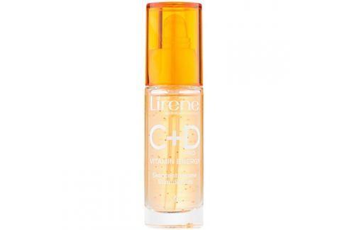 Lirene C+D Pro Vitamin Energy élénkítő szérum kisimító hatással 30+  30 ml arc szérumok