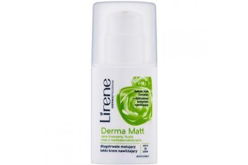 Lirene Derma Matt hidratáló mattító krém SPF15  30 ml Nappali krémek