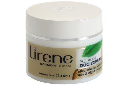 Lirene Folacin Duo Expert 40+ intenzív ránctalanító krém SPF 6  50 ml Nappali krémek