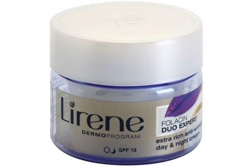 Lirene Folacin Duo Expert 60+ intenzív ránctalanító krém SPF 10  50 ml Nappali krémek