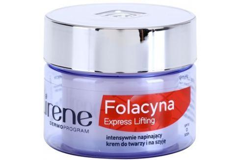 Lirene Folacyna 50+ nappali liftinges kisimító krém SPF 10  50 ml Nappali krémek